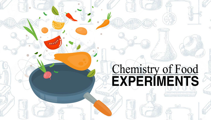 Chemistry of Food Experiments