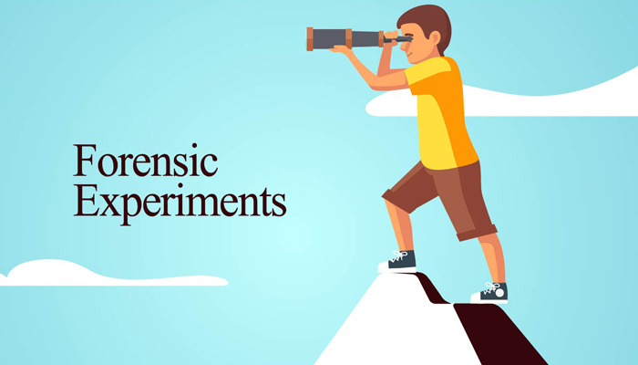 Forensic Experiments
